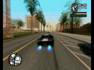 ����� GTA San Andreas